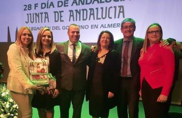 Premios día de Andalucía